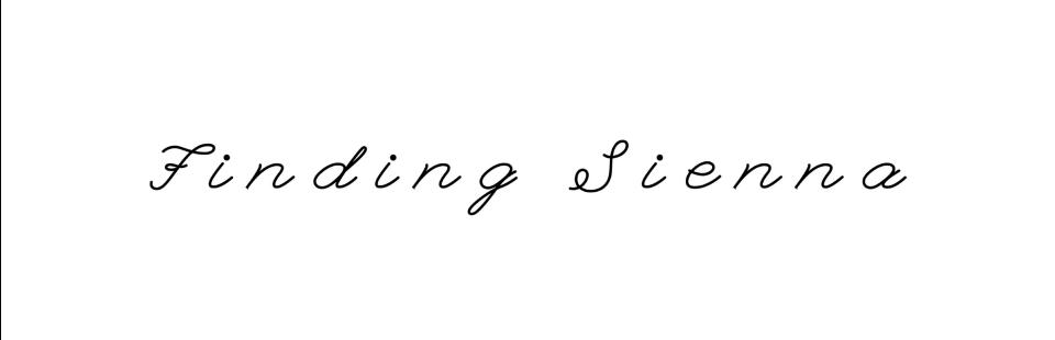 Finding Sienna