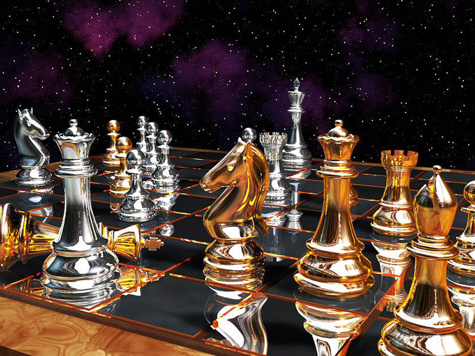 Wallpapers Chess Horse Wallpapers