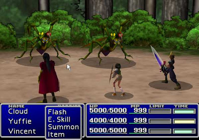 Final Fantasy VII Screenshots 1