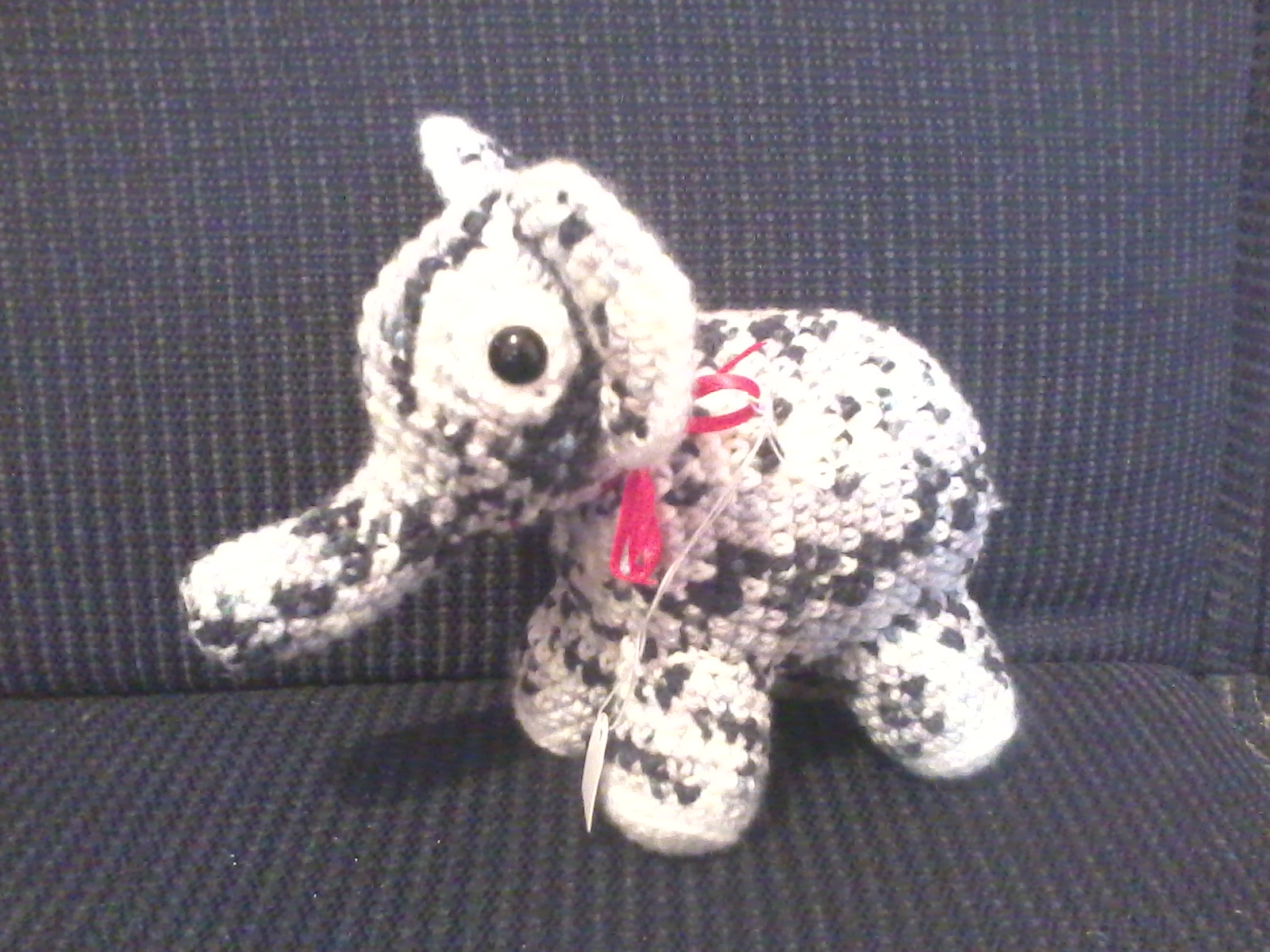 Amigurumi Uggla : Amigurumi av MAHO: Uggla, Nalle, Elefant