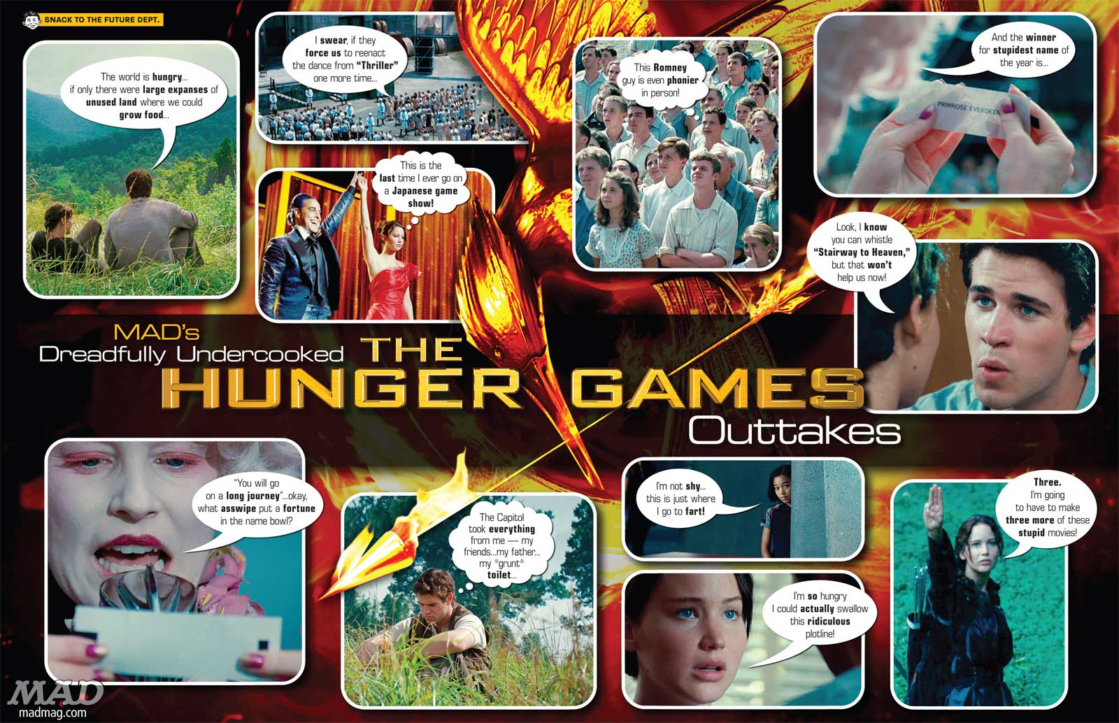 Author2Author: Hunger Games Jokes