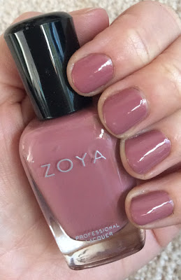 My 2014 in nails, #ManiMonday, Mani Monday, manicure, nails, nail polish, nail lacquer, nail varnish, Zoya Naturel Deux (2) Collection Madeline