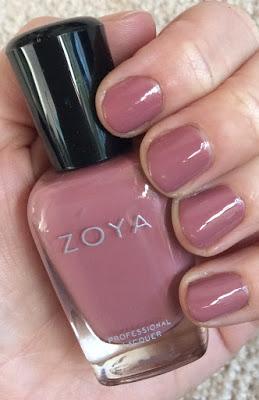 My 2014 in nails, #ManiMonday, Mani Monday, manicure, nails, nail polish, nail lacquer, nail varnish, Zoya Naturel Deux (2) Collection Madeline