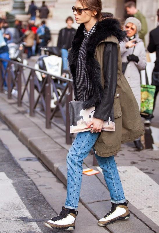 polka dot jeans stella maccartney