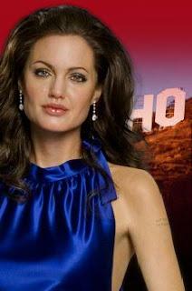 Angelina Jolie - Madame Tussauds dalam Paket Tour Hongkong - Enjoy Wisata