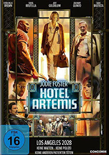 Hotel Artemis Dublado Online