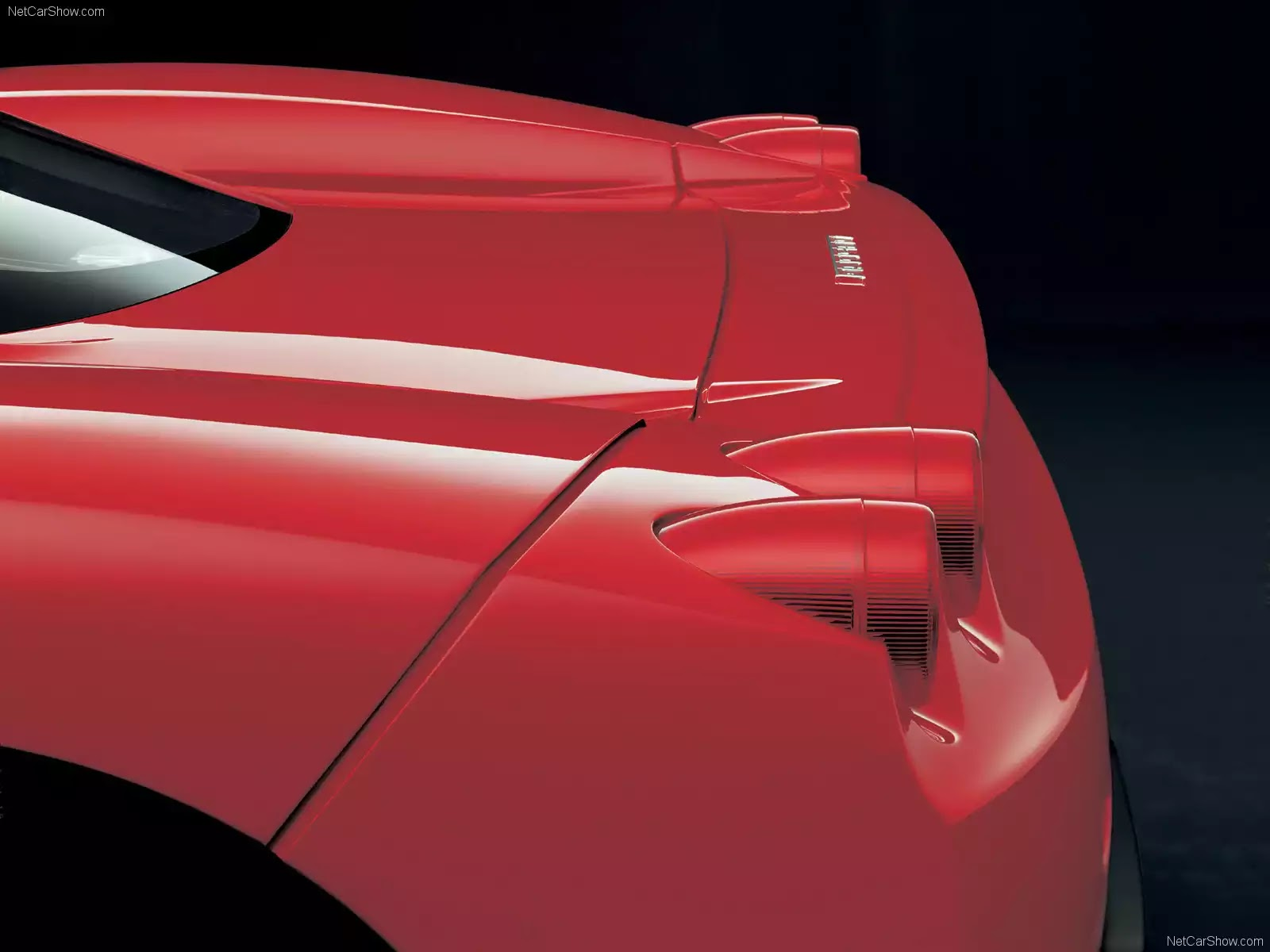 Hình ảnh siêu xe Ferrari Enzo 2002 & nội ngoại thất