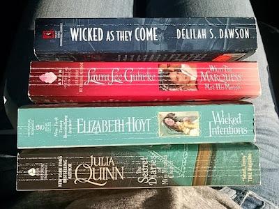 romance books from wonderbooks frederick md, delilah s. dawson, laura lee guhrke, elizabeth hoyt, julia quinn