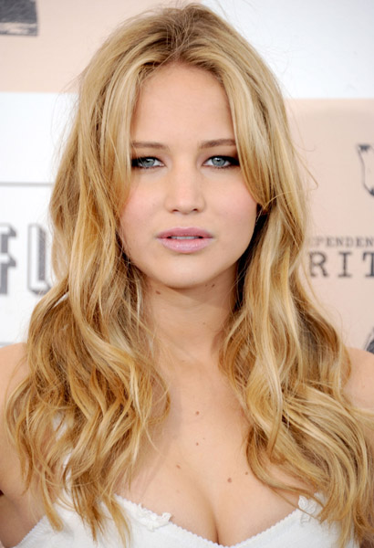 Jennifer Lawrence Hairstyles New Fashion