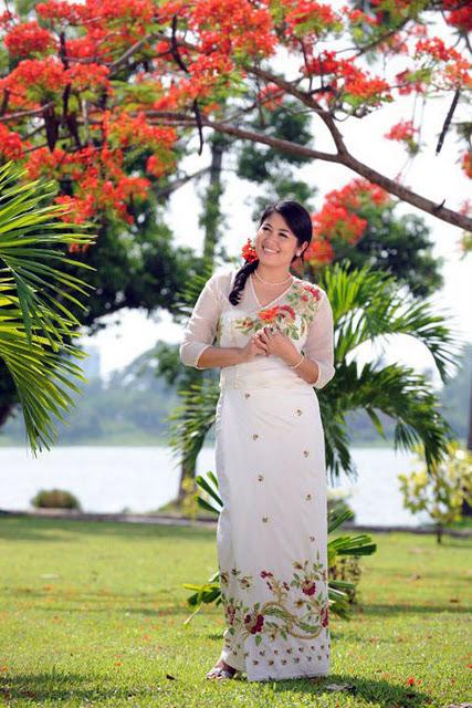 Soe Myat Thuzar, burma model
