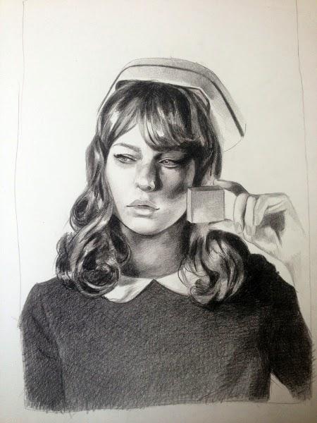 nuncalosabre.Arte. Art - Mercedes Helnwein