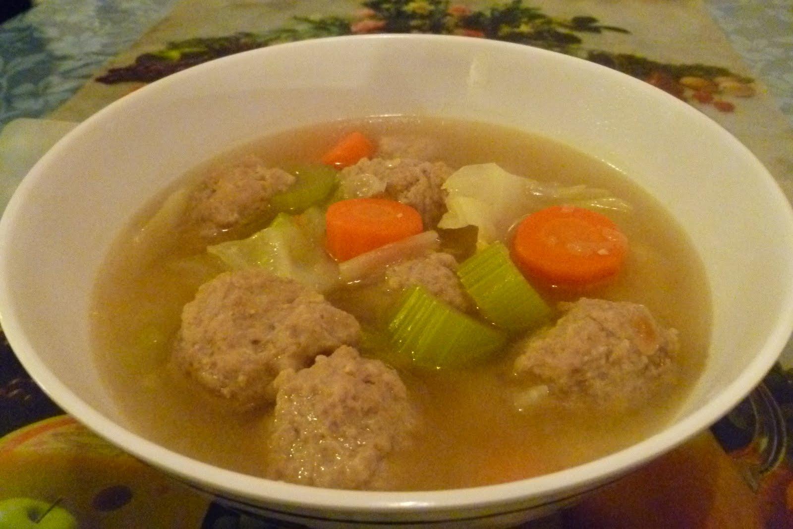 resep masakan sup bakso ayam