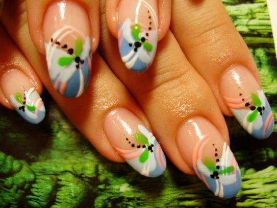 News: Nail Decoration: ideas and photos, gel and nail polish