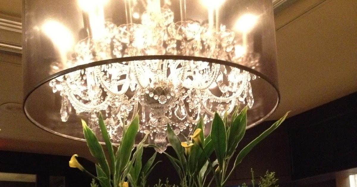 Puttin On The Ritz Table Decorations
