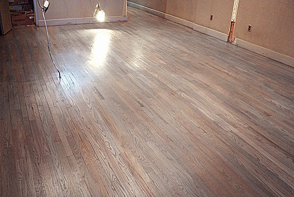 Commercial Hardwood Floor Refinishing NYC