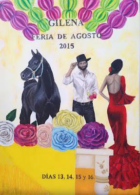 FERIA DE GILENA 2015 - Rocío Chía