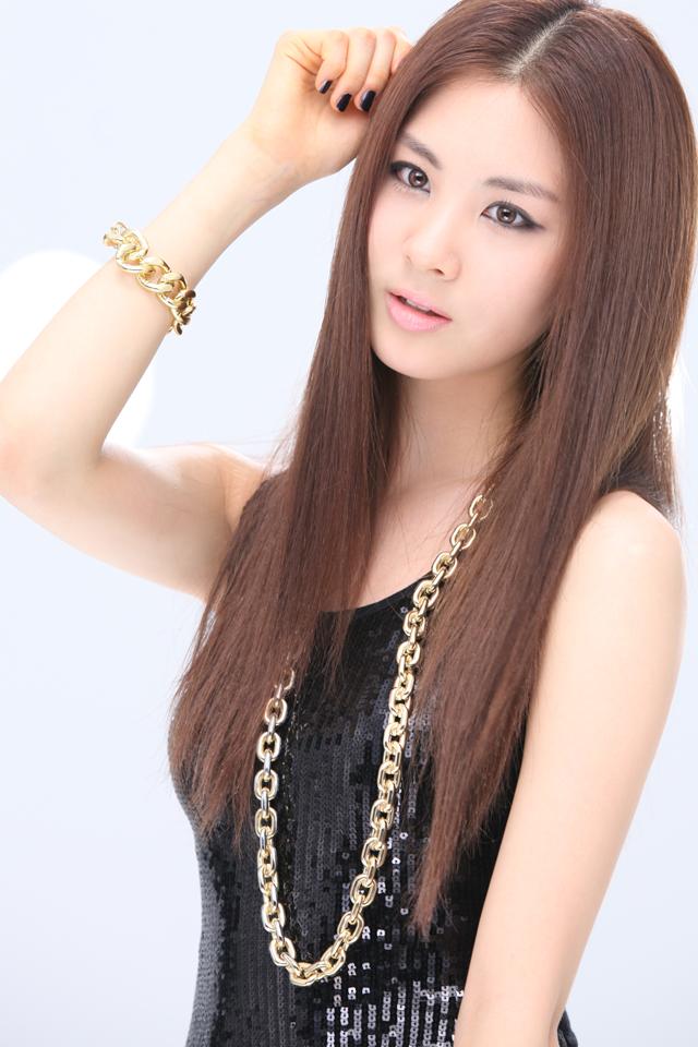 Straight Hairstyles Korean Girls