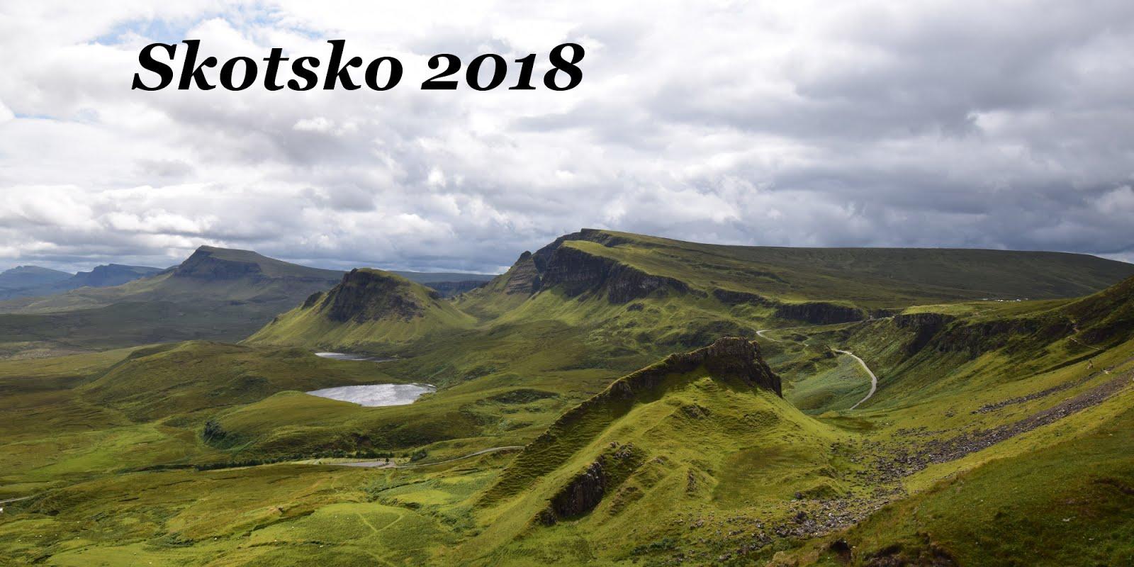 Skotsko 2018