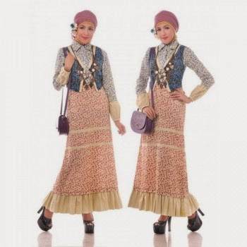 Gamis untuk orang pendek baju muslim Gamis untuk orang gemuk tinggi