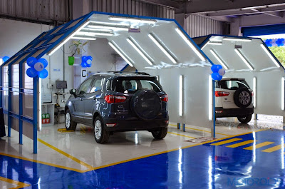 Ford India Vehicle Modification Center