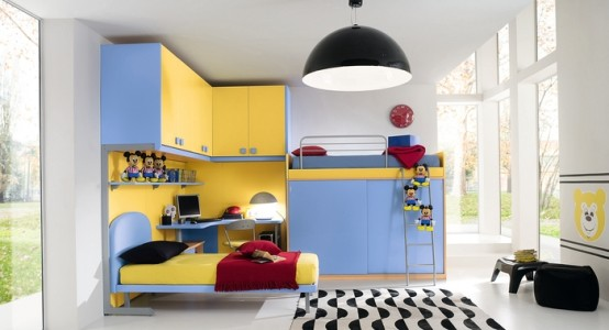 25 cool kids bedroom designs ideas by zg group 25
