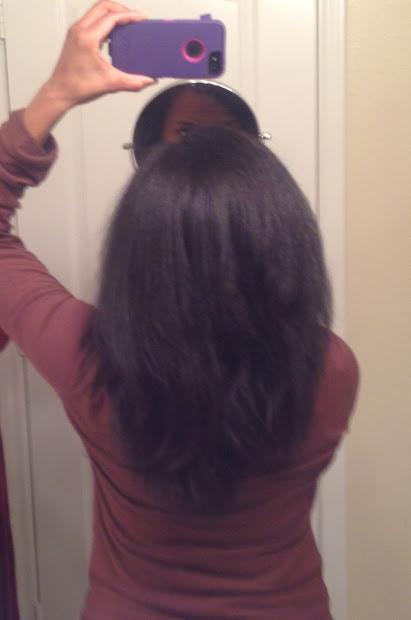 healthy happy hair natural