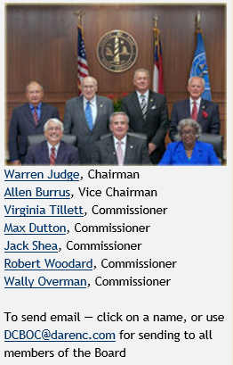 Dare Commissioners