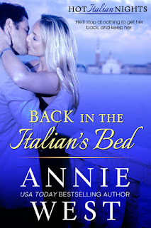 http://www.amazon.com/Back-Italians-Italian-Nights-Book-ebook/dp/B00K0YR1Y4/ref=sr_1_1?s=books&ie=UTF8&qid=1448769358&sr=1-1&keywords=Annie+West+back+in+the+italian%27s+bed
