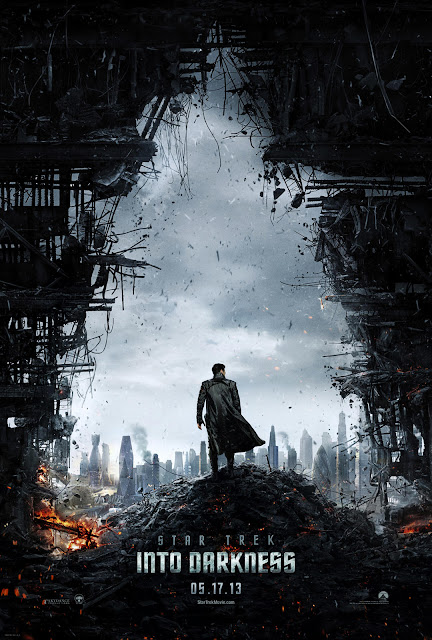 Star Trek Into Darkness 2013 Benedict Cumberbatch Poster