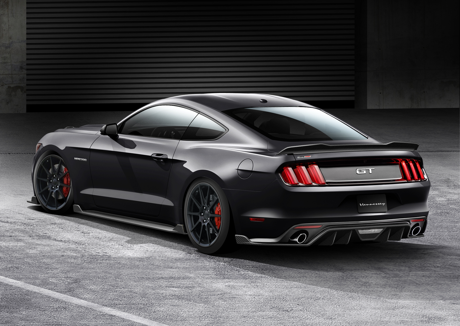 hennessey 39 s new 2015 mustang gt supercharged hpe600 and. Black Bedroom Furniture Sets. Home Design Ideas