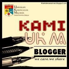 UKM BLOGGERs :)