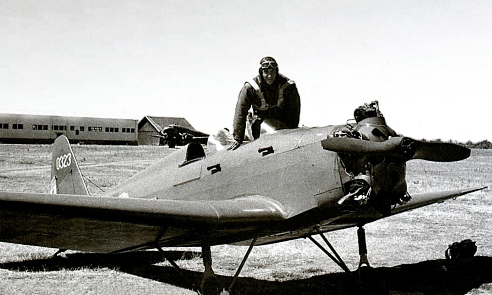 Один из УТ-2М