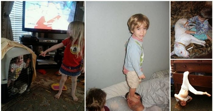 أكثر 16 طفلاً سيجعلونك سعيداً أنهم ليسوا أطفالك .. بالصور !