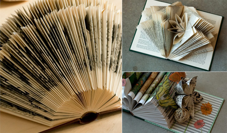Amazing Books Art