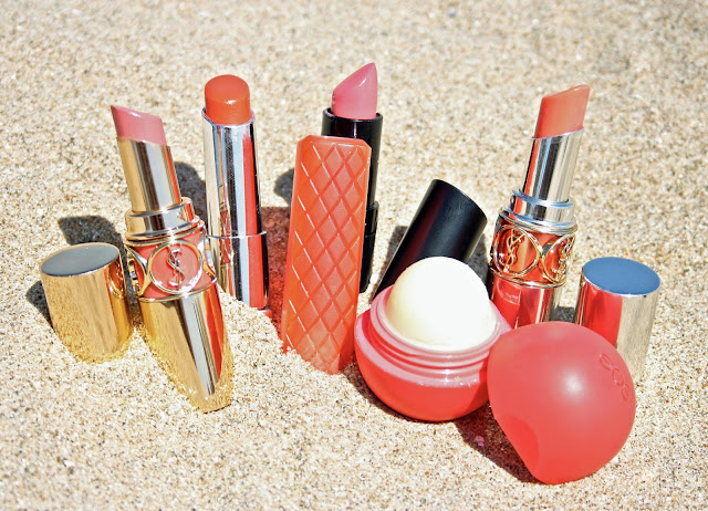 My Favorite Summer Lip Products
