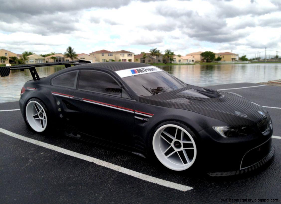 BMW M3 Matte Black