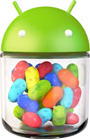 Jelly Bean Android 4.1 OS