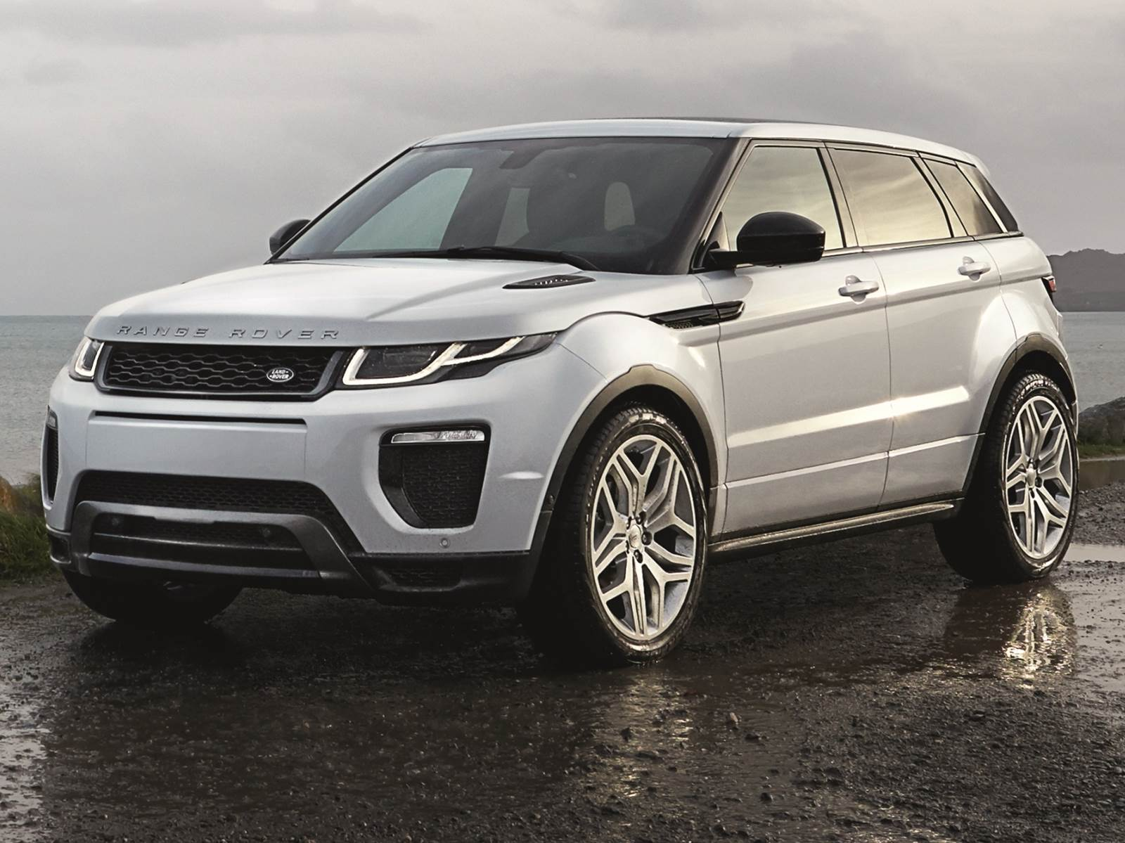 Novo Range Rover Evoque 2016