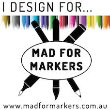 Mad for Markers Digi design team