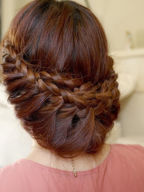 Hairstyles and Braid - Beauty and Makeup Collection 2014