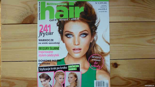 gazeta fryzury czesanie warszawa