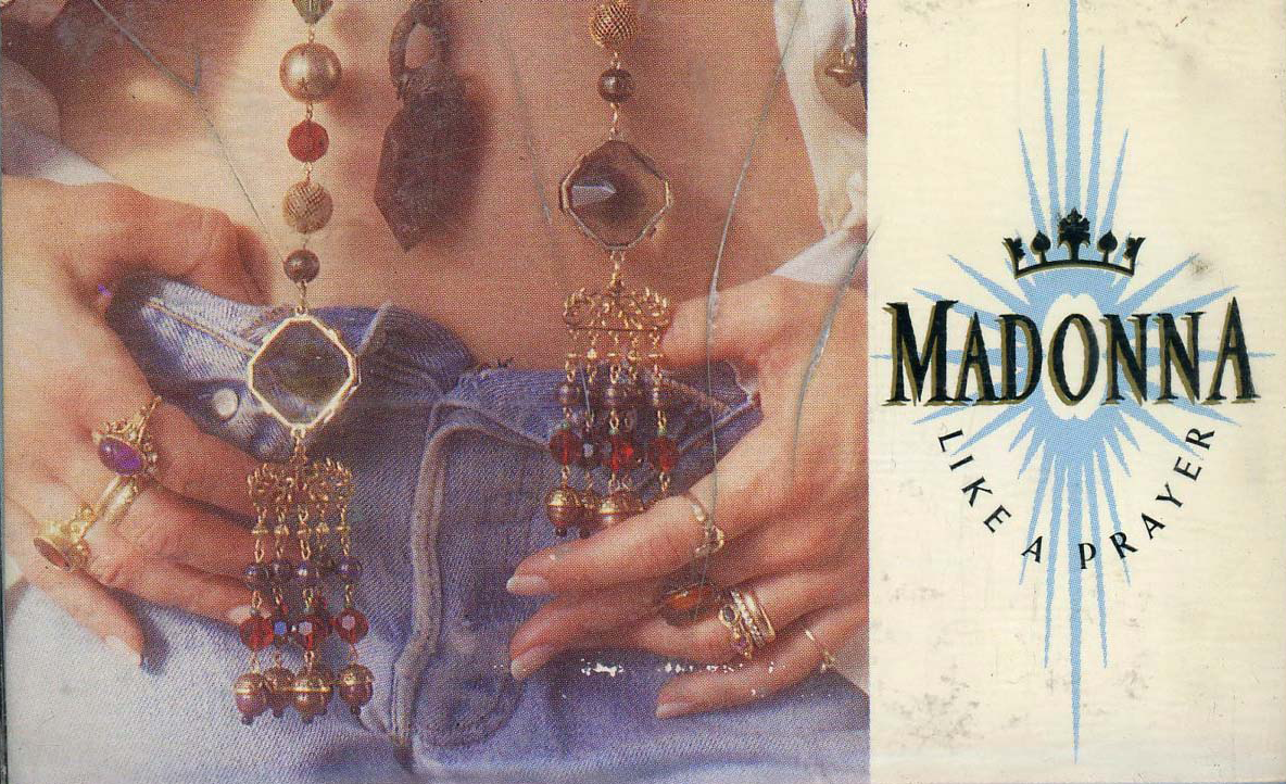like a prayer music video analysis Madonna's hit single like a prayer was released in 1989, a time of racial and religious order a.
