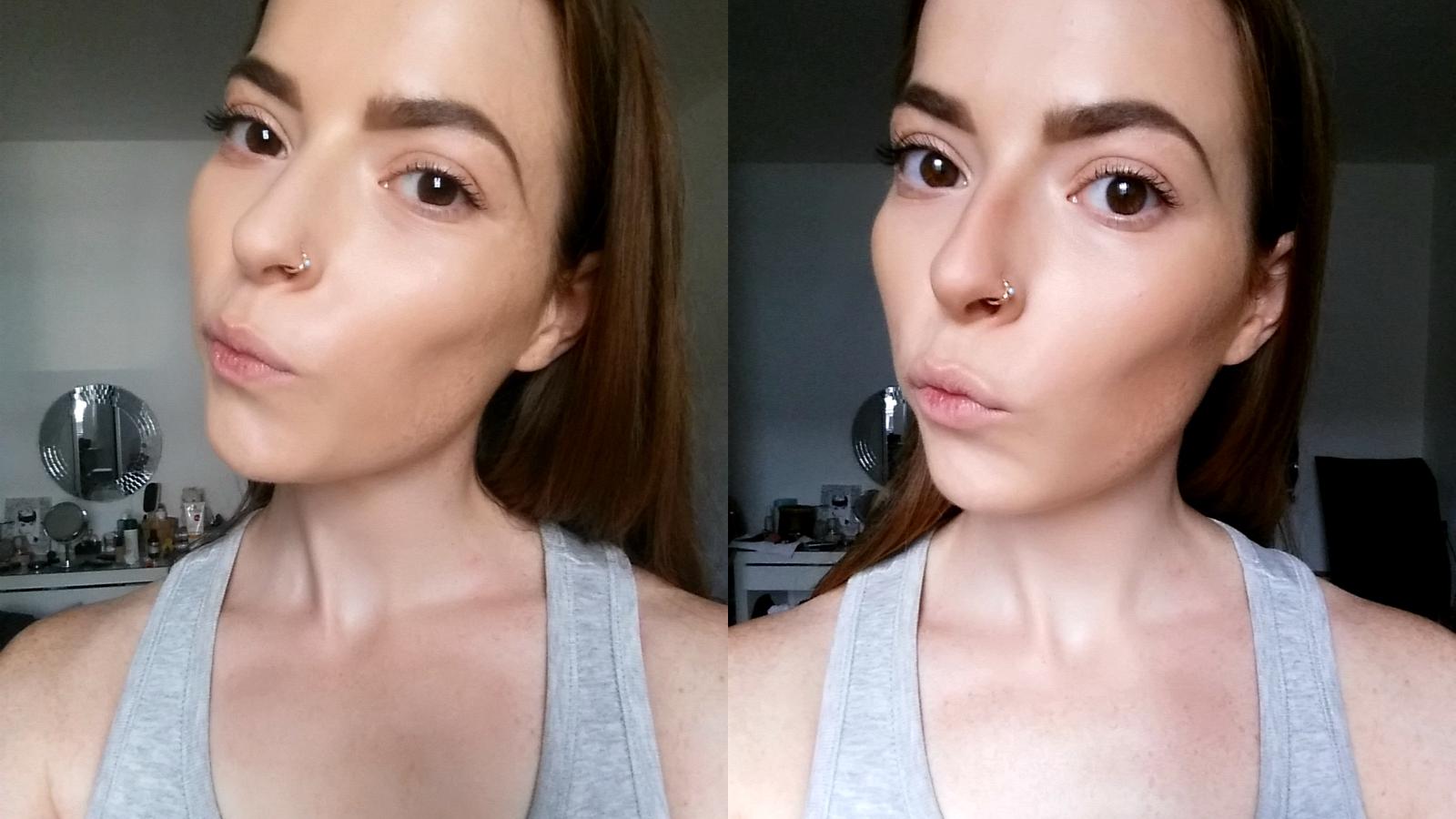 how to use sleek face contour kit medium