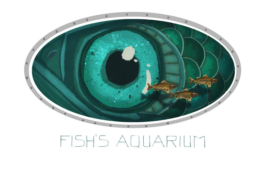 fish's aquarium