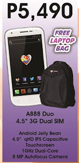 a888 duo price and promo