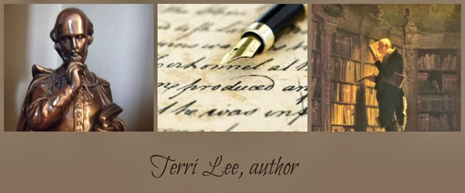 Terri Lee, author