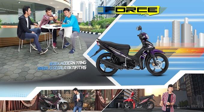 Yamaha Force, Bebek Injeksi Entry Level Yamaha