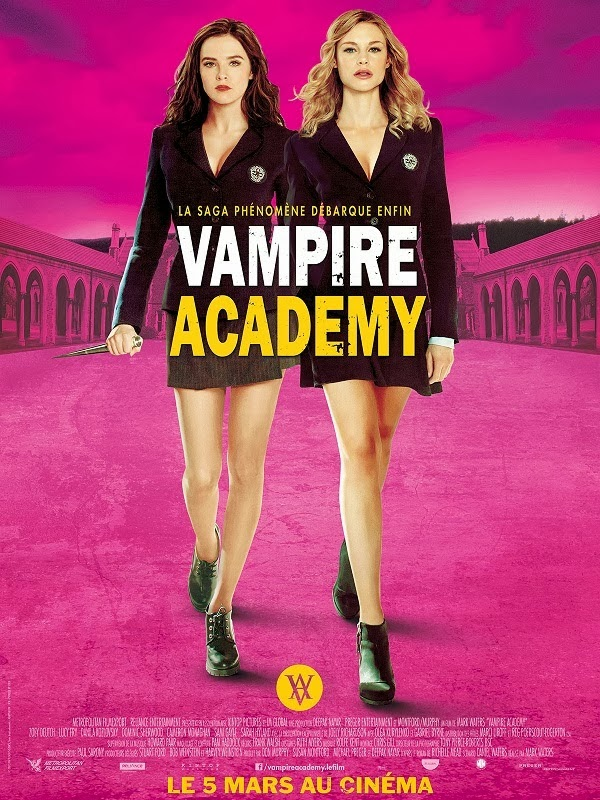 Regarder Vampire Academy en streaming - Film Streaming