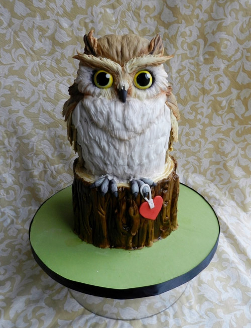 My Owl Barn Collection Cakes