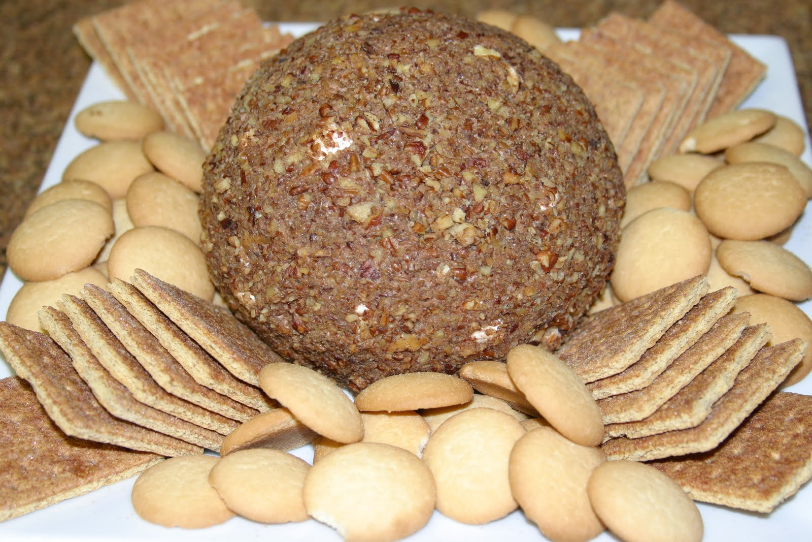 The Joy's of Kitchen Creations: Chocolate Chip Cheese Ball